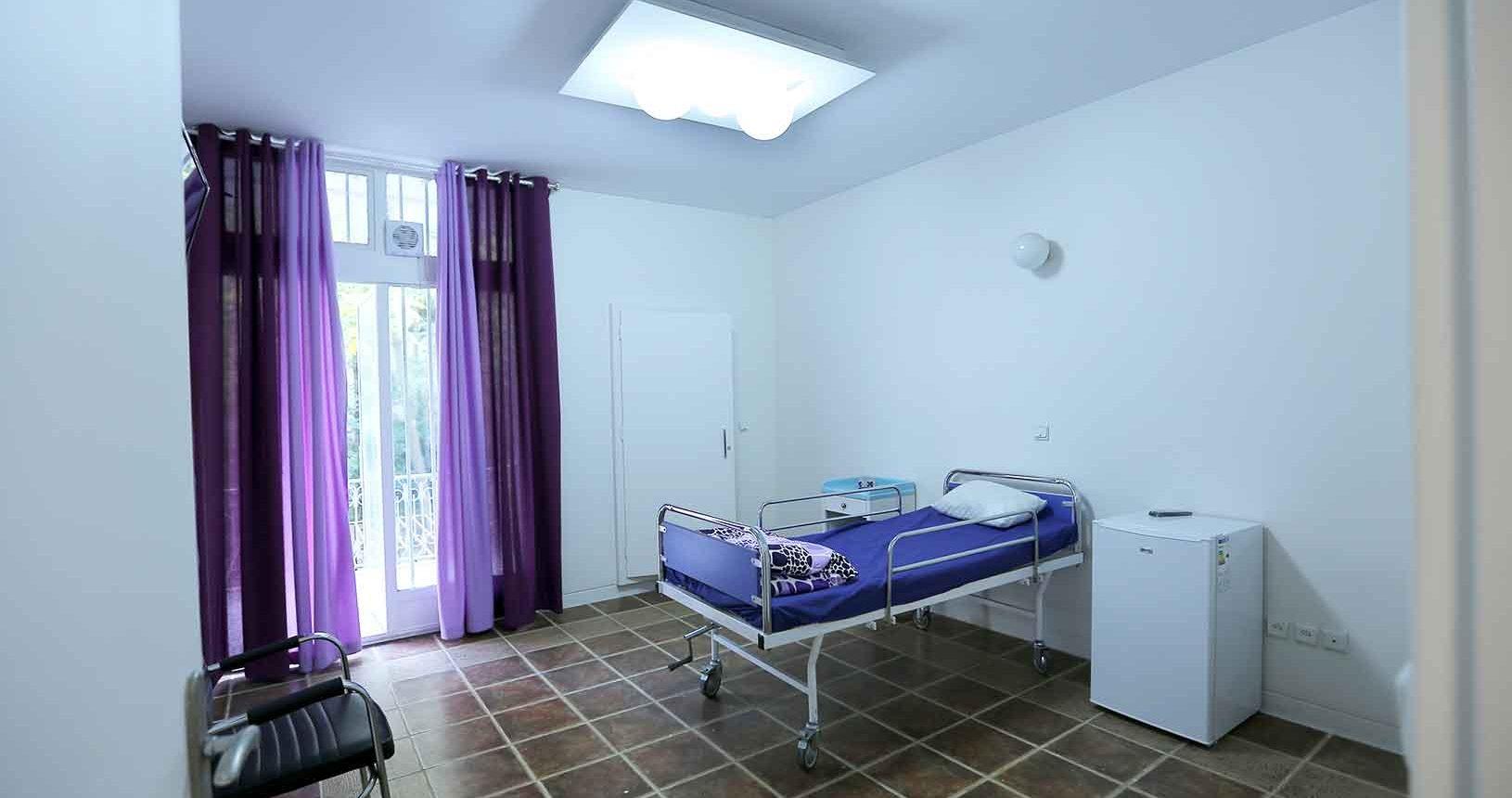 اتاق VIP بستری