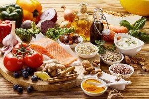برنامه غذایی با ارزش زیستی بالا