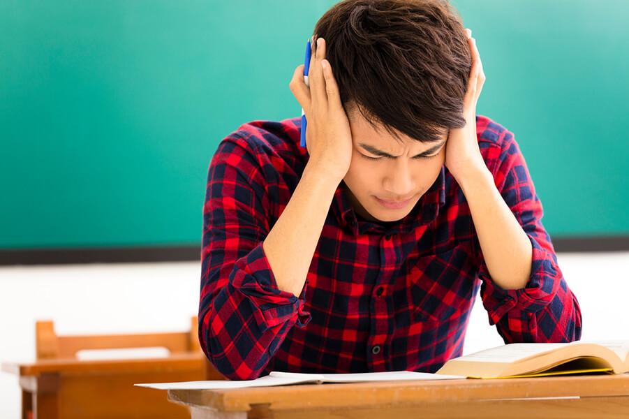 اضطراب و استرس از اعوال اعتیاد نوجوانان