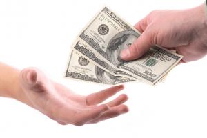 متوقف کردن حمایت مالی