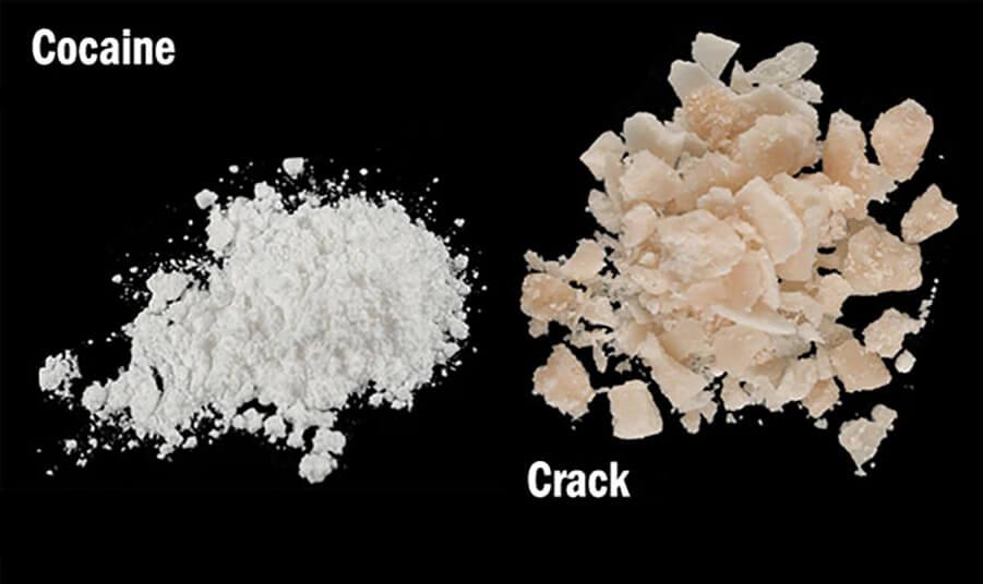 تفاوت کراک و کوکائین