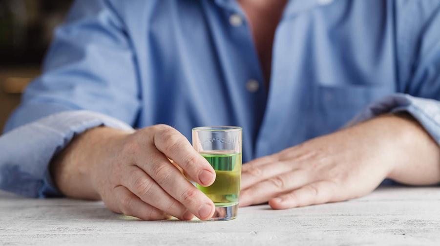الکل و اختلال بدشکلی بدن